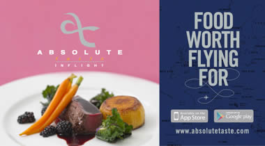 click to visit Absolute Taste Inflight