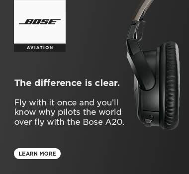 click to visit BOSE Aviation.