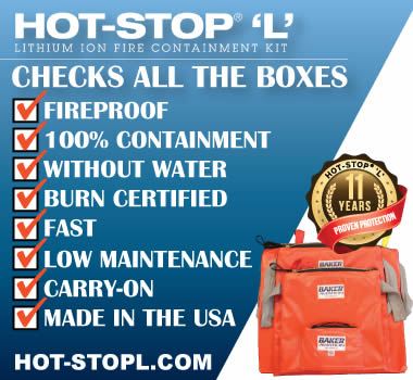 click to visit Baker Aviation | HOT STOP 'L'