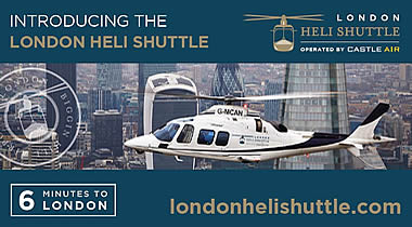 click to visit The London Heli Shuttle