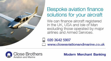 click to visit Close Brothers Aviation & Marine