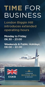 click to visit London Biggin Hill Airport
