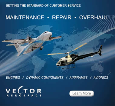click to visit Vector Aerospace