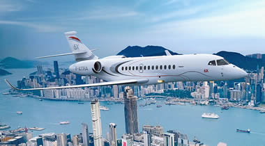 Dassault launches the Falcon 6X