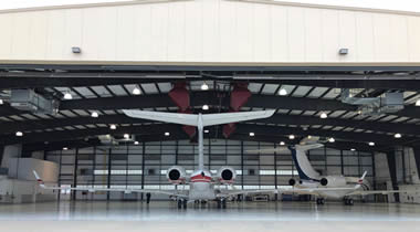 Flying Colours Corp moves into fifth St. Louis hangar as customer demand grows.