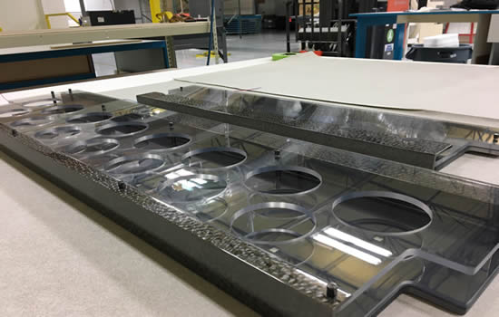 MSB Aerospace celebrates first year of production in Savannah