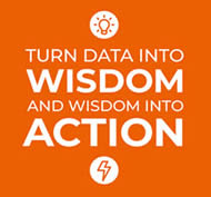 Turn Data into Wisdom