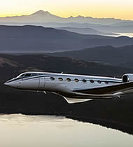 Gulfstream G650ER sprints from Singapore to San Francisco in high-speed ultralong-range demonstration.
