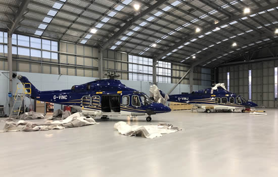 LCI grows Australia-based helicopter fleet