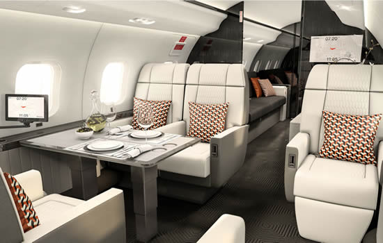 FAI selects Collins Aerospace's Venue for 'Project Pearl' - a significant Global Express refurbishment