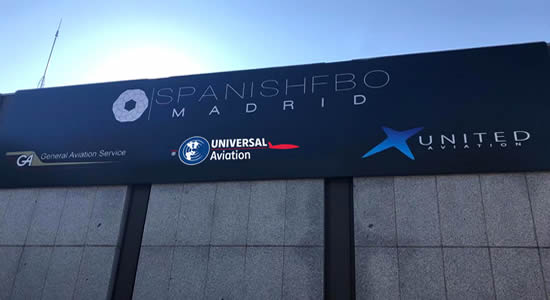 Universal Aviation Spain part of consortium selected to renovate and manage Madrid and Barcelona GA terminals