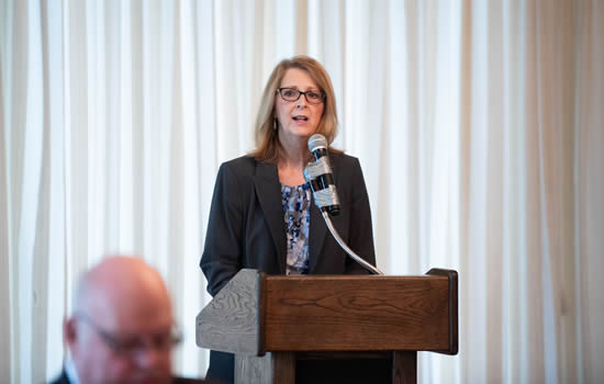 Valerie Wise, air service development and marketing manager, Wichita Airport Authority | Photo: Visual Media Group.