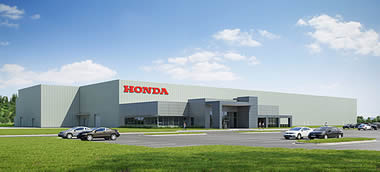 Honda to expand production operations in Greensboro