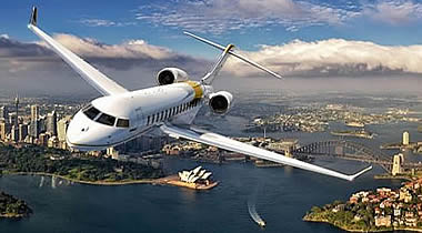 Global 7500 | Library photo.