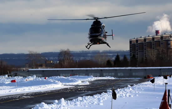 Rostec ready start deliveries of the Ansat Aurus helicopter