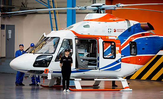 Ansat helicopters to be equipped with modules for transporting infants