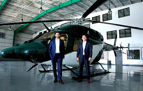 Ascent prepares for helicopter-based urban mobility launch in Thailand