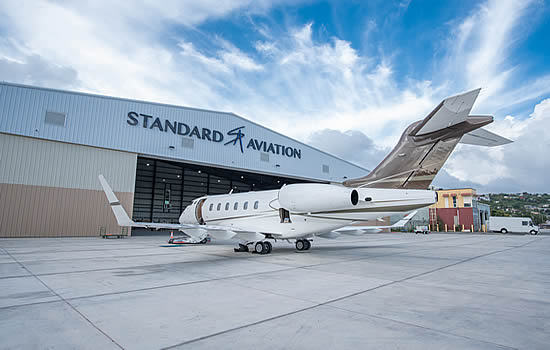 Standard Aviation FBO opens at Cyril E. King Airport, St. Thomas