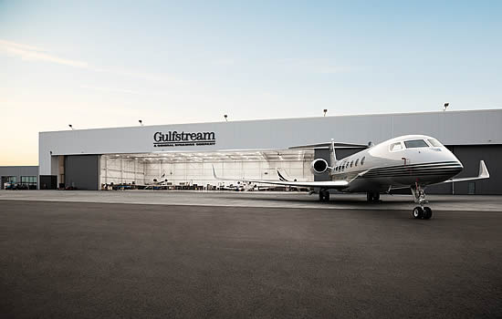 Gulfstream consolidation will lead to loss of Long Beach facility