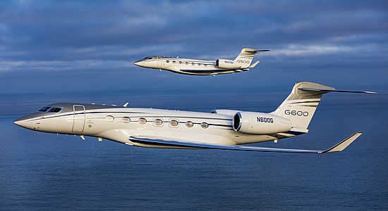 G500 and G600 exceed expectations