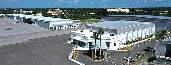 Sheltair opens Northside Hangar Complex at Fort Lauderdale
