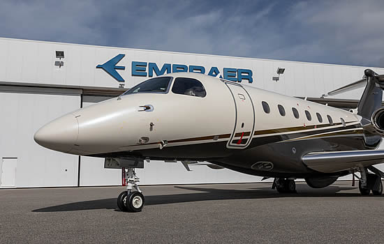 Embraer delivers first Praetor 600 to fleet launch customer Flexjet