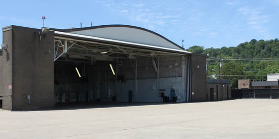 Reynolds Jet Leases Historic Hangar 4 At Lunken Airport