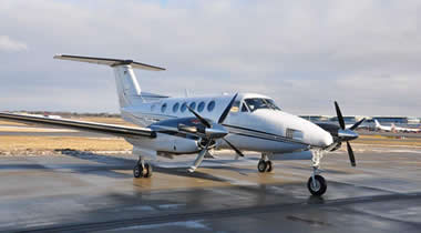 Air Partner Remarketing completes sale of Beechcraft King Air 200