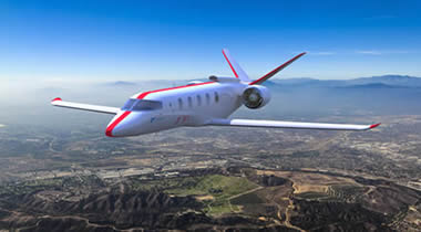 JetSuite becomes launch customer for Zunum hybrid aircraft