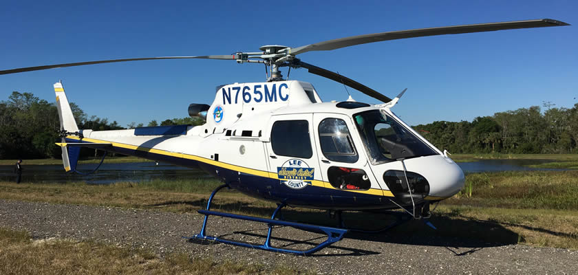 Lee County, Florida acquires six Airbus H125s to upgrade fleet for airborne mosquito control