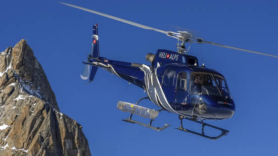 RUAG holds first Swiss-based helicopter crew training for Maintenance Check Flights ahead of 2019 EASA regulation